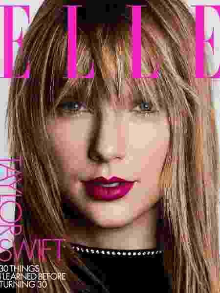 Taylor Swift - Reprodução/Instagram/@elleusa - Reprodução/Instagram/@elleusa