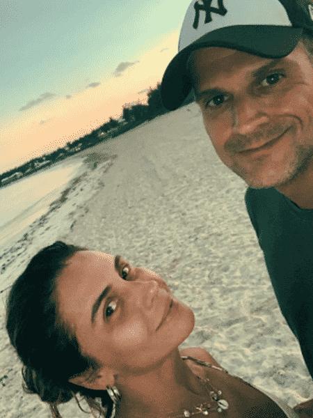 Giovanna Antonelli e Leonardo Nogueira - Reprodução/Instagram