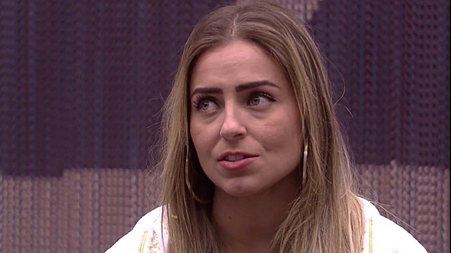 No quarto do líder, Paula fala sobre postura de Rodrigo no programa - Reprodução/GloboPlay