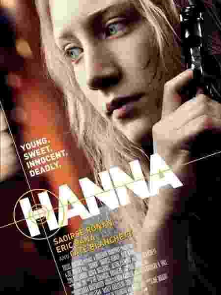 """Pôster do filme """"Hanna"""", de 2011 - Divulgação/IMDb - Divulgação/IMDb"""