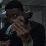 "Chadwick Boseman em ""21 Bridges"" - Reprodução/YouTube"