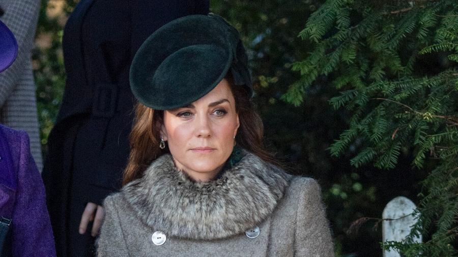 Kate Middleton, a duquesa de Cambridge  - Getty Images