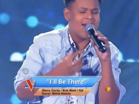 The Voice Kids Garoto Interpreta Michael Jackson E Web Ja O Coloca Na Final