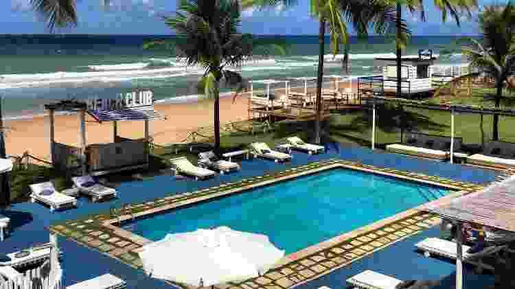 Península Beach Club (Península de Maraú, Bahia) - Divulgação - Divulgação