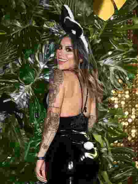 A ex-BBB Vanessa Mesquita no Anhembi - Manuela Scarpa/ Brazil News