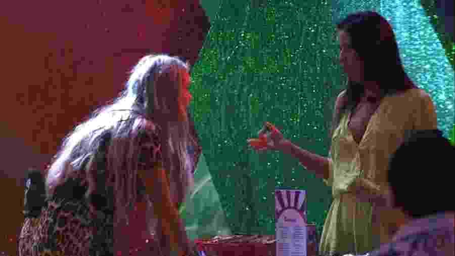 BBB 20: Sisters conversam em festa - Reprodução/Globoplay