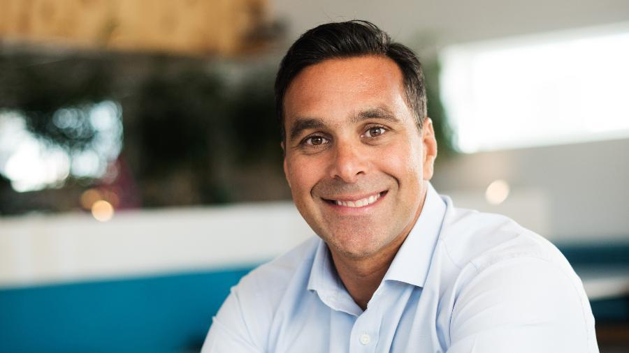 Leonardo Tristão,  diretor-geral do Airbnb na América do Sul - Tulio Vidal/Divulgação