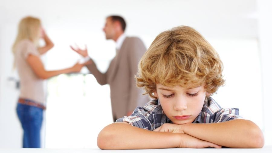 Crianças e adolescentes não devem ser ignorados na separação dos pais. Mas cada idade e perfil precisam de uma abordagem adequada - Crédito:Goodboy Picture Company