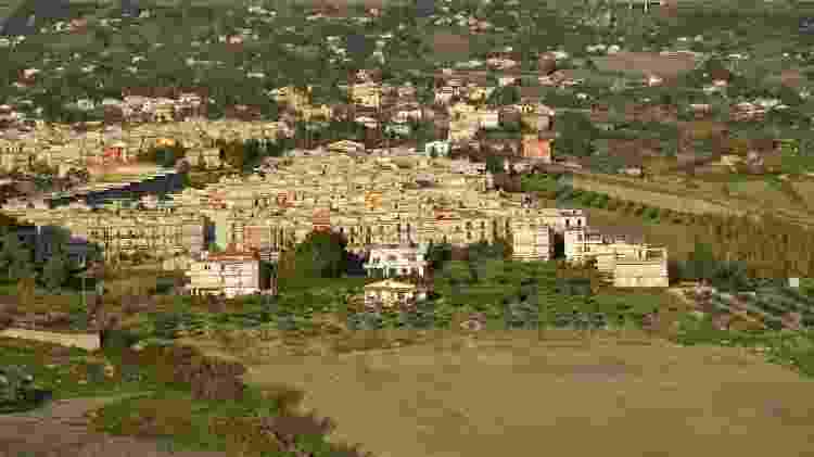 A cidade de Sambuca, na Itália, e uma das localidades a oferecer casas a um euro - Getty Images - Getty Images