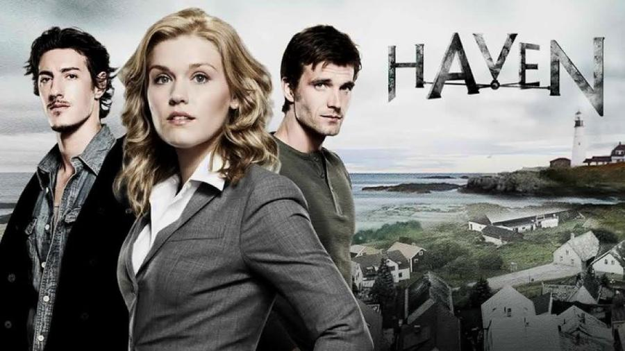 """O drama sobrenatural """"Haven"""" é uma das atrações do catálogo da Vix, serviço de streaming gratuito - Reprodução"""