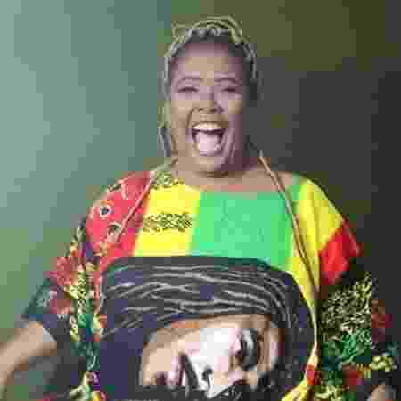 A estilista Lu Costa, dona da Nkenge - Arquivo Pessoal
