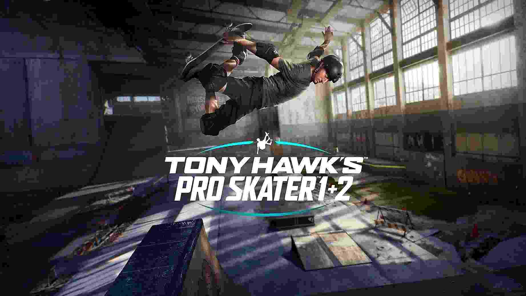 Tony Hawk's Pro Skater 1 + 2 - Divulgação