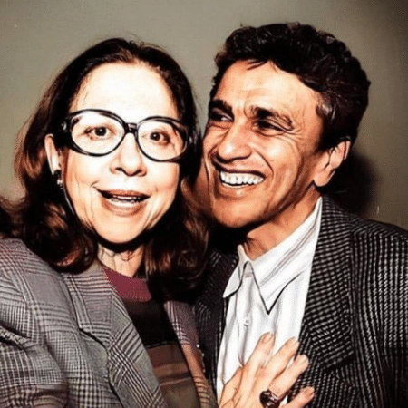 Caetano Veloso declarou seu amor por Fernanda Montenegro no aniversário da atriz - Reprodução/Instagram/@caetanoveloso