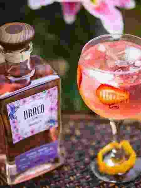 Gim com hibisco, da Draco - Divulgação - Divulgação