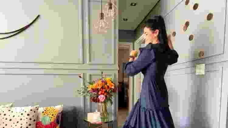 Carol compartilha dicas para dar um toque de estilo na decoração do apartamento - Arquivo Pessoal - Arquivo Pessoal
