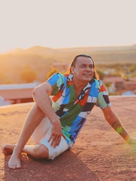 Frank Aguiar agora é Luz Aguiar - Reprodução / Instagram
