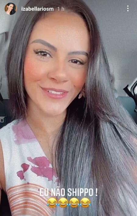 BBB 21: Irmã de Rodolffo afirma não 'shippar' o brother com Karol Conká - Reprodução/Instagram - Reprodução/Instagram