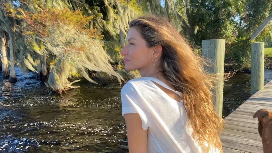 Gisele Bündchen é embaixadora da boa vontade do Programa das Nações Unidas para o Meio Ambiente desde 2009 - Divulgação