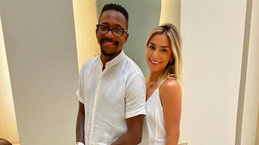Mumuzinho e Thainá Fernandes anunciam divórcio - Reprodução/Instagram
