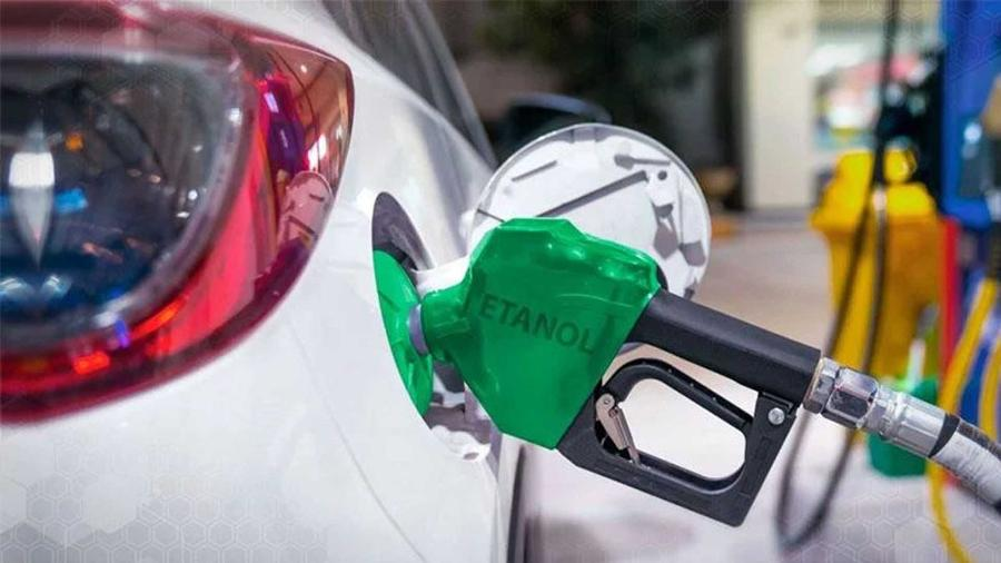 Pelo 3º mês consecutivo, o preço do combustível fica acima de R$ 5, informou a Ticket Log, marca de gestão de frotas e soluções de mobilidade da Edenred Brasil - Divulgação