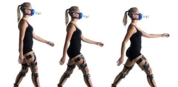 Pesquisa mostrou que o sistema nervoso reprograma movimentos para gastar o menos de energia possível - Greg Ehlers