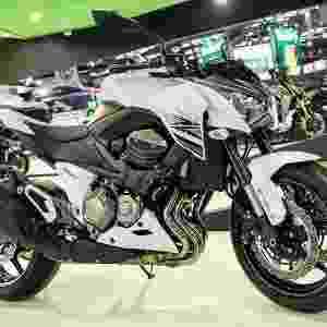 Kawasaki Z 800 - Doni Castilho/Infomoto