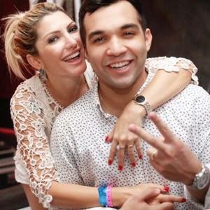 Antônia Fontenelle e o marido, Jonathan Costa, que estão esperando um filho - Reprodução/Instagram/ladyfontenelle