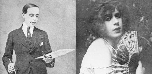 Pintor famosos, Einar Wegener deixou a arte quando se reconheceu mulher sob o nome de Lili Elbe - The Wellcome Library/Divulgação