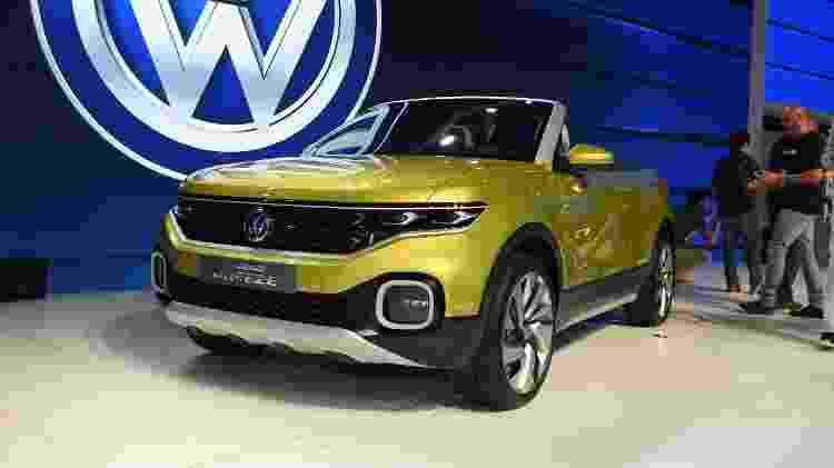 Volkswagen T-Cross Breeze Concept - Murilo Góes/UOL - Murilo Góes/UOL