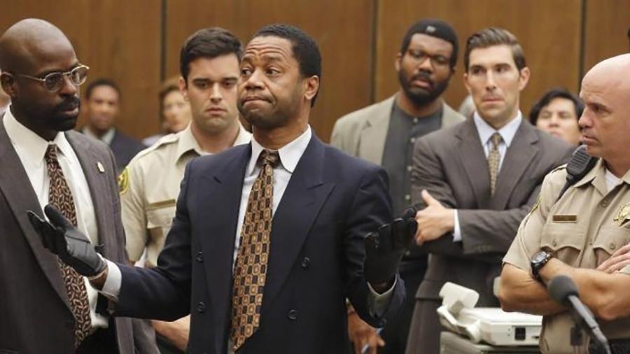 """Cuba Gooding Jr. interpreta O.J. Simpson em """"American Crime Story: The People v. O.J.Simpson""""  - Divulgação/FX"""