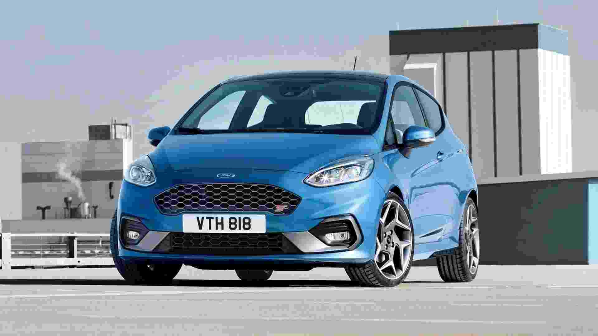 Ford Fiesta ST 2019 - Divulgação