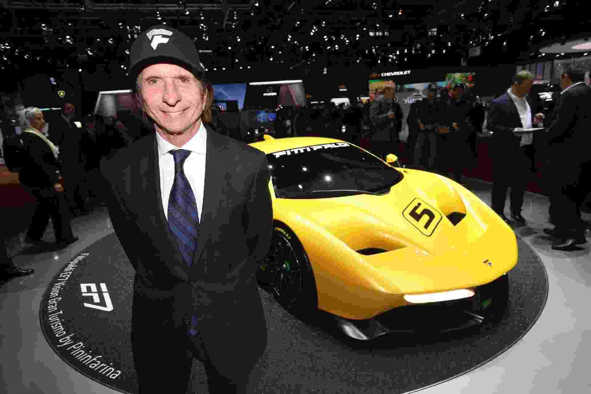 Fittipaldi EF7 Vision Gran Turismo - Newspress