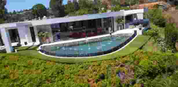 Mansão de Notch - piscina - Reprodução - Reprodução