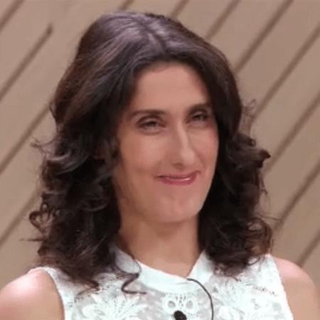 """Paola Carosella diz sentir """"sono"""" após alfinetada de internauta sobre final do """"MasterChef"""" - Reprodução/TV Bandeirantes"""
