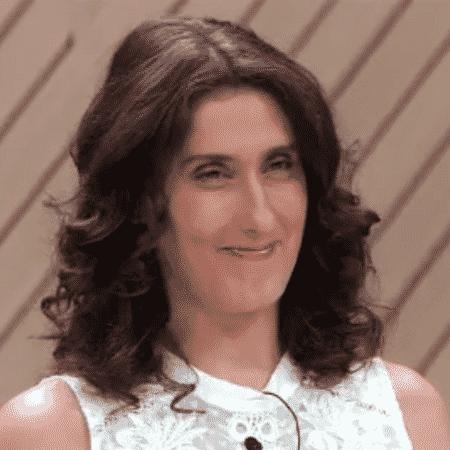 A chef Paola Carosella  - Reprodução/TV Bandeirantes