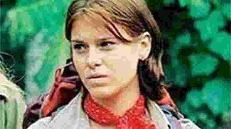Carolina Dieckmann em Malhação (1995) - Reprodução/Globo - Reprodução/Globo