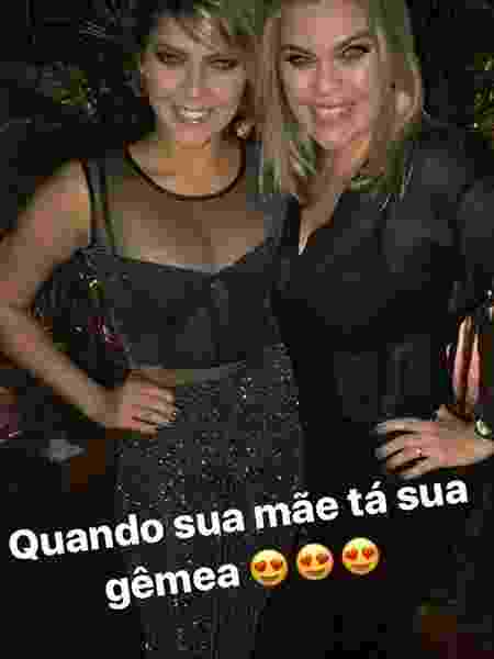 Reprodução/Instagram/isabellasantoni