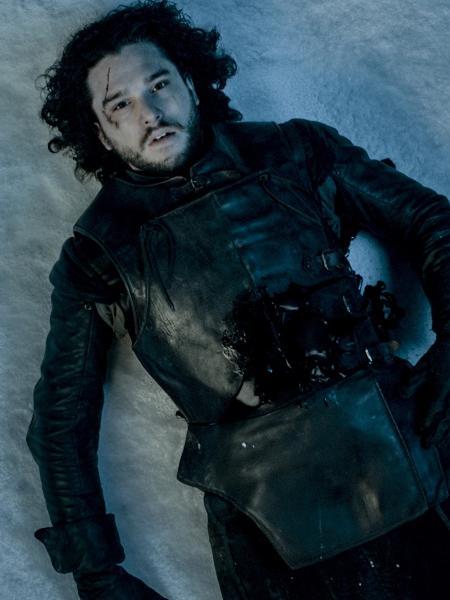 """Cena da morte de Jon Snow em """"Game of Thrones"""" - Divulgação"""