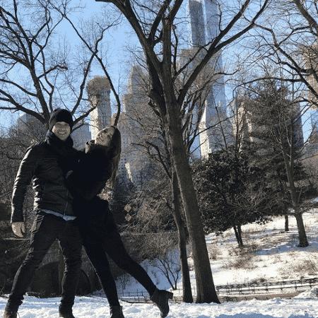Marcos Veras e Rosanne Mulholland - Reprodução/Instagram/omarcosveras