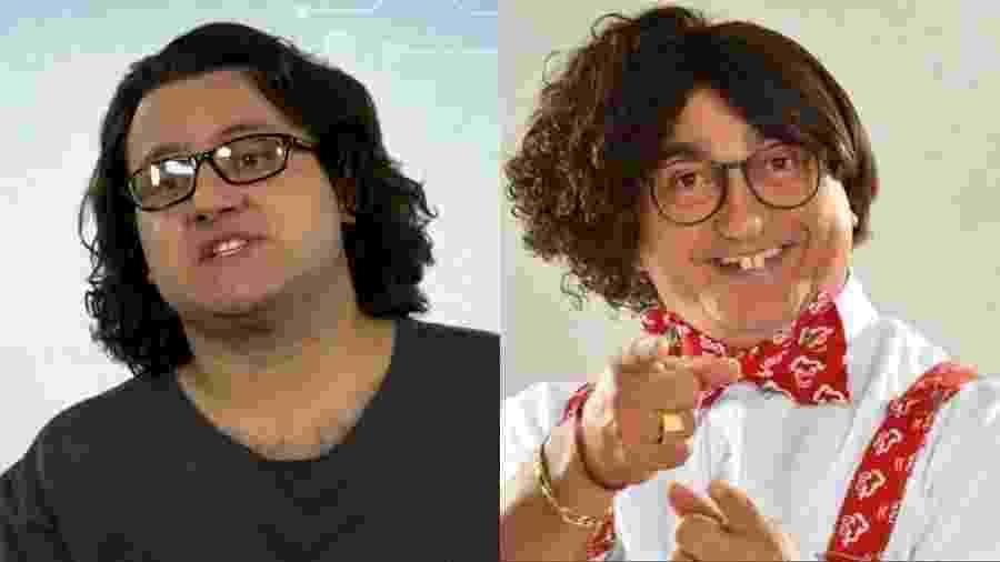 """Participantes do """"BBB18"""" são comparados a outras personalidaes; veja - Reprodução/TV Globo Montagem/UOL"""