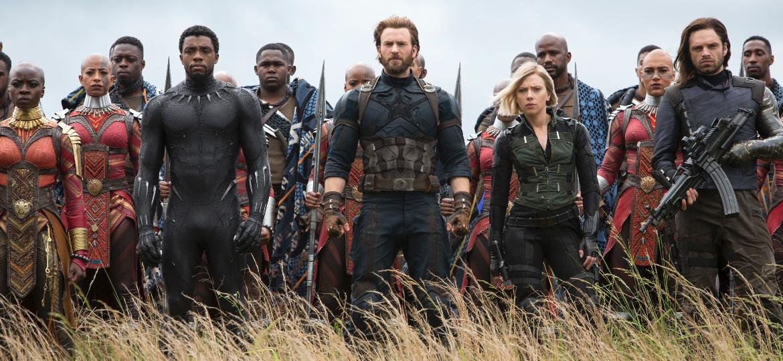 Vingadores: Guerra Infinita - Chuck Zlotnick/Marvel