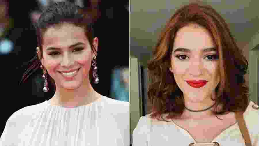 Bruna Marquezine e Ana Clara - Reprodução/Instagram