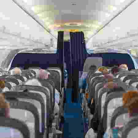 Sexo no avião? Aconteceu em um voo nos EUA - Getty Images/iStockphoto
