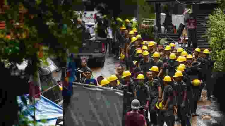Documentário sobre resgate de garotos em caverna na Tailândia do Discovery Channel - Discovery/Divulgação - Discovery/Divulgação