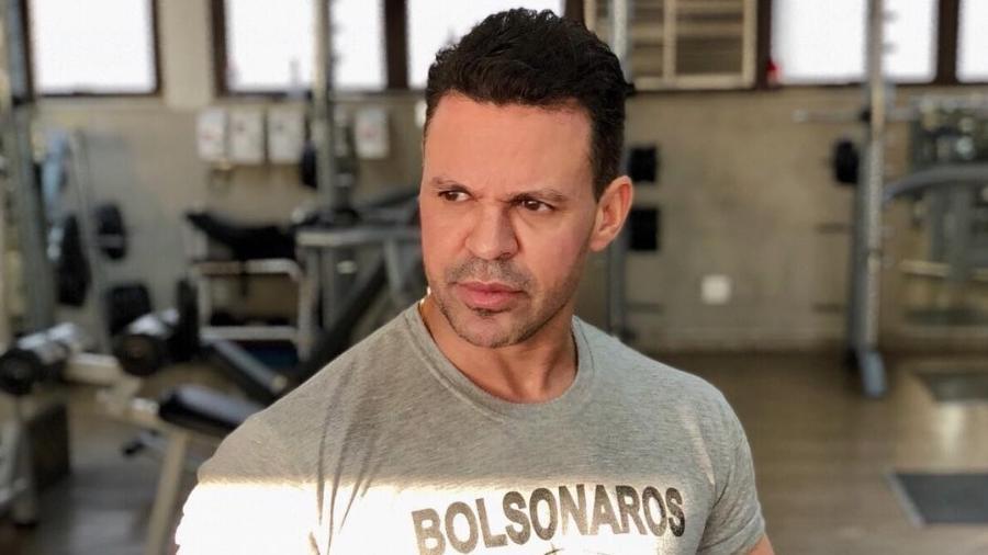 O cantor Eduardo Costa - Reprodução/Instagram/eduardocosta