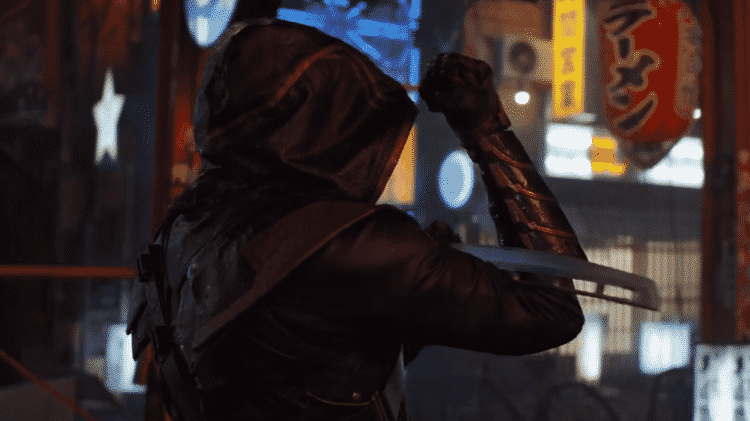 """Clint Barton reaparece como o Ronin, em """"Vingadores: Ultimato"""" - Reprodução/YouTube"""