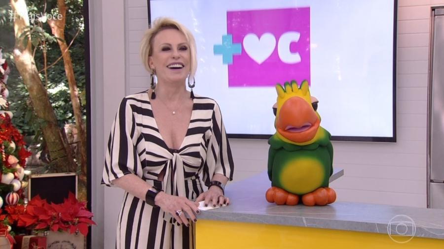 Ana Maria e Louro José  - Reprodução/Globo
