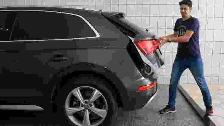 Audi Q5 Security - Murilo Góes/UOL - Murilo Góes/UOL
