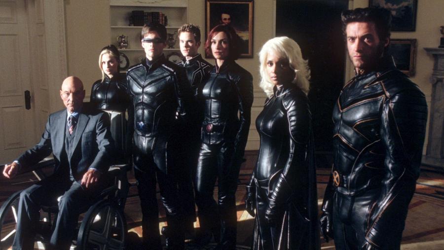 Resultado de imagem para xmen o filme 2000 cenas