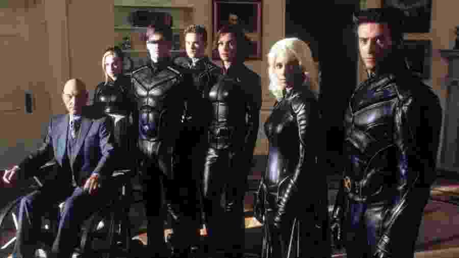 """Cena de """"X-Men: O Filme"""" - Reprodução"""
